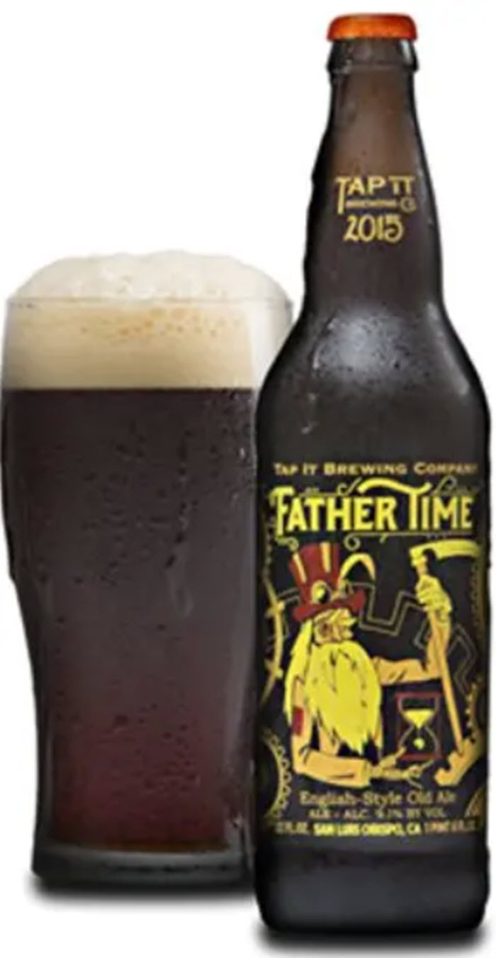 father time Old ale